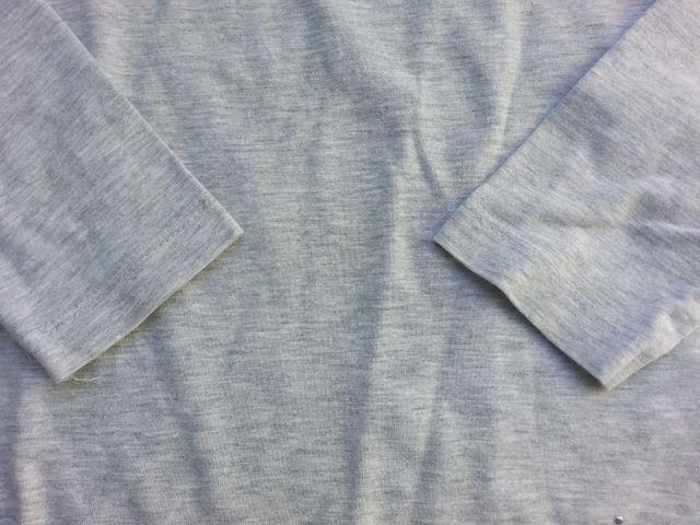 (585) (3x2) Camiseta gris 8 años