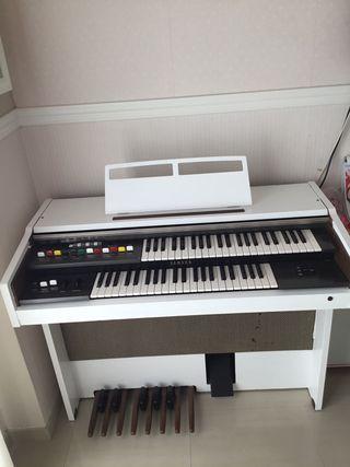Piano/organo Yamaha electone