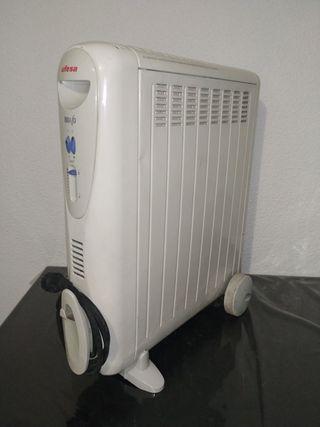 Ufesa bravo calefactor.