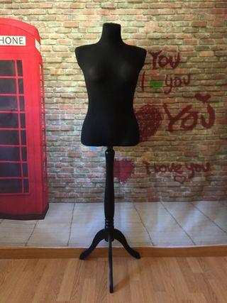Maniquí Busto Femenino Costura