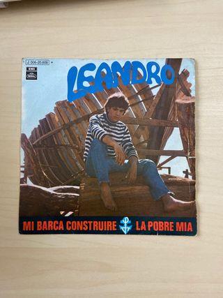 Leandro / Mi barca contruiré