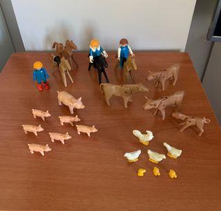 Lote de Playmobil