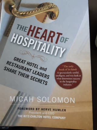 THE HEART OF HOSPITALITY