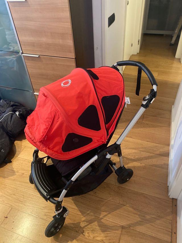 Carro de bebe marca bugabu bee 5