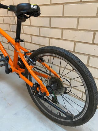 Zebra 52 children's bike. Great condition