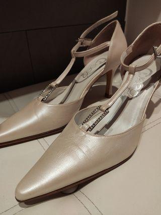 Zapatos novia T 37