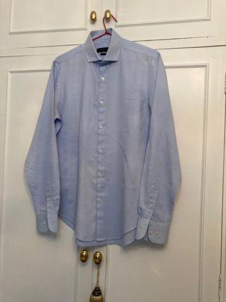 Camisa oxford de zara Man + otra de regalo