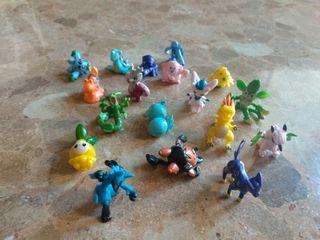 Lote figuras Pikachu