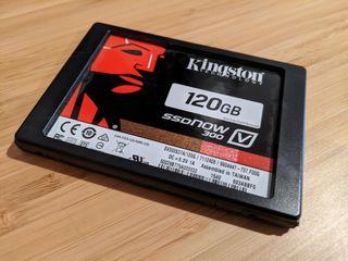 Kingston SSD Disco duro - 120Gb