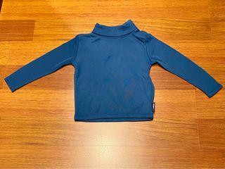 Conjunto ropa térmica nieve bebé