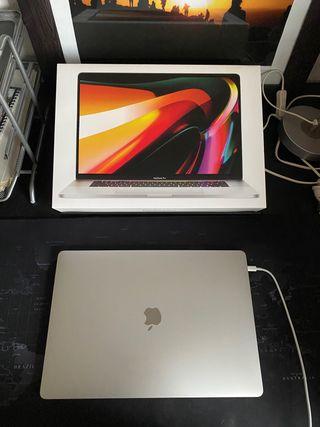"""MacBook Pro 16"""" i9 GARANTÍA 14 ciclos"""