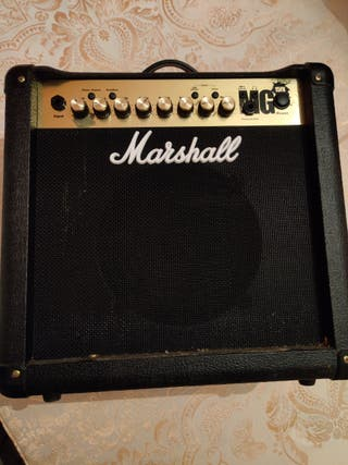 Marshall mg15fx guitar amp