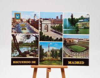 Postal 119 Madrid