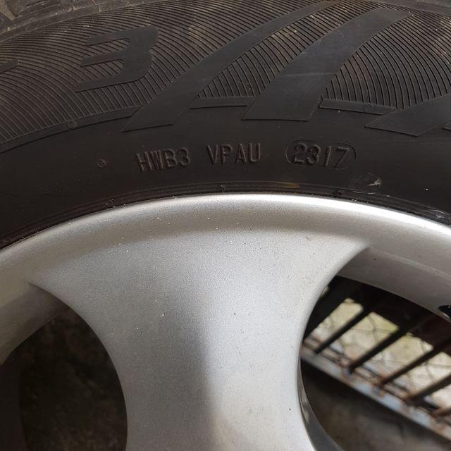 llantas de aluminio 5x112, 16 pulgadas