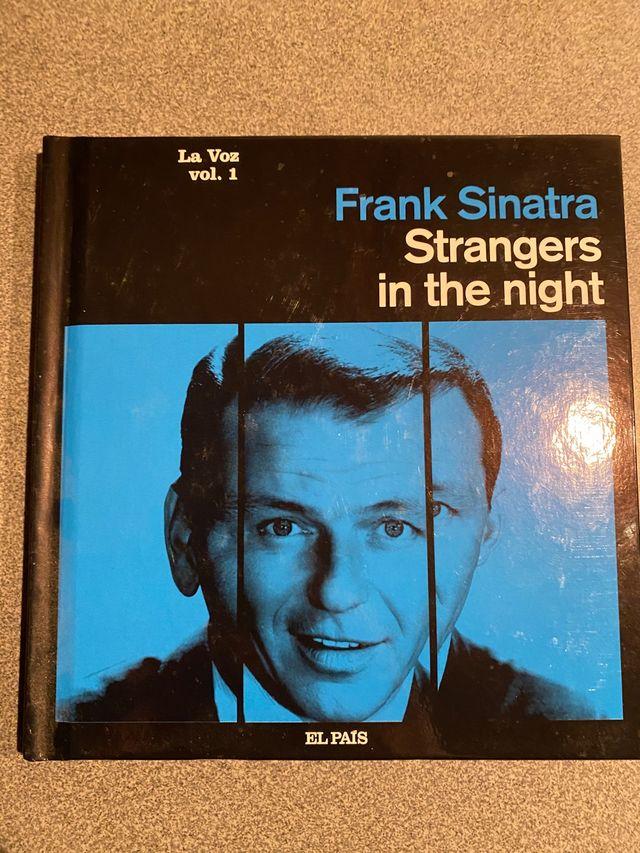 Libro CD Frank Sinatra