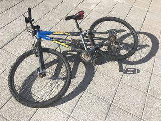 Bicicleta de montaña BH OVER 470