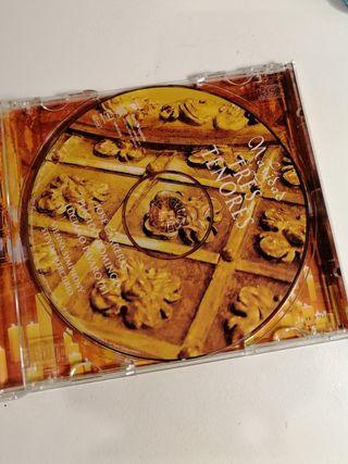 CD Los Tres Tenores. La Navidad