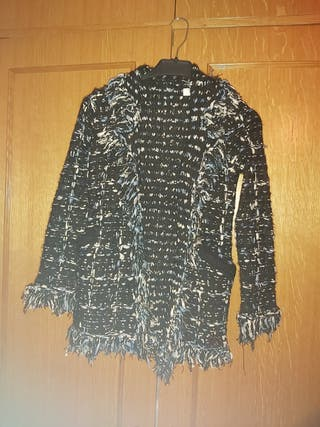 chaqueta tipo Chanel talla xs