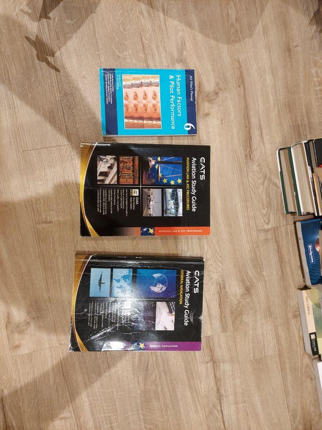 Aviation Study Books