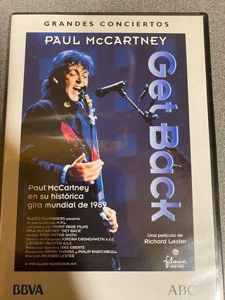 DVD Paul McCartney
