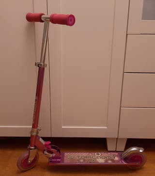 Patinete Topic-roller girl