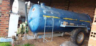 cuba de agua 5000L