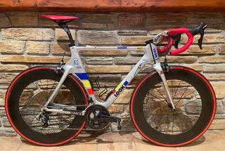 Bicicleta carretera Look kg196