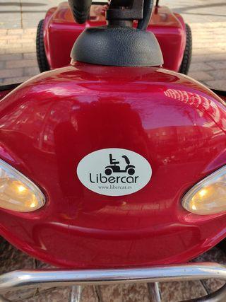 scooter minusválido electrico