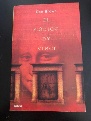 El código Da Vinci de Dan Brown