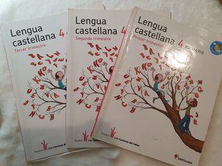 Libros Lengua Castellana Santillana