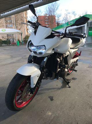 Kawasaki z750s (A2 limitada en papeles)