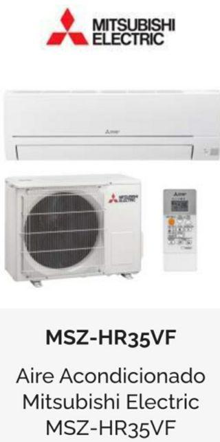 climatizador mitsubishi electric.