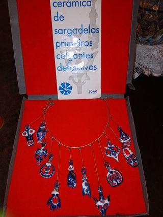 Collar Sargadelos