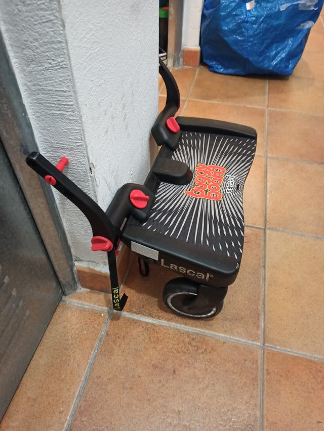 Patín Buggy Board Maxi Lascal