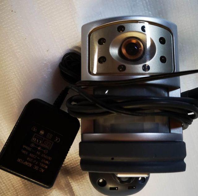 Videoportero con cámaras de vigilancia