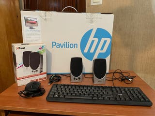 Monitor HP Pavilion 22xi