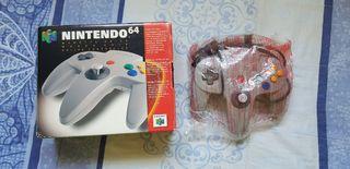 Mando original Nintendo 64.