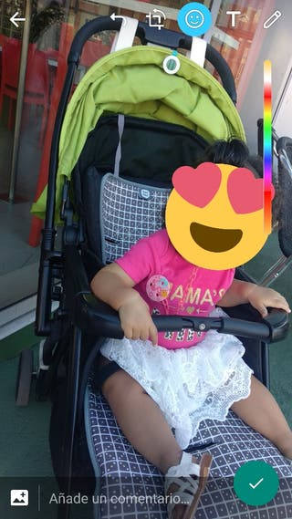 carrito de bebe JOIE