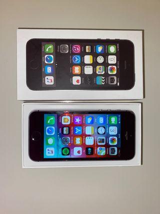 iPhone 5S Gris Espacial. 16Gb