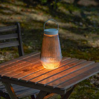 Farol LED de vidrio IKEA (A ESTRENAR)