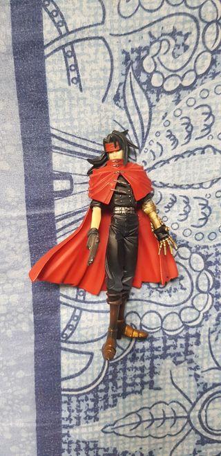 Figura Vincent Valentine Final Fantasy VII.