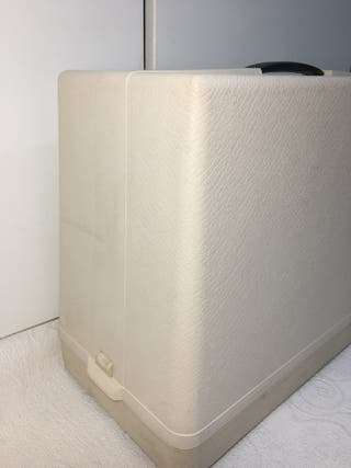 Caja maquina coser singer