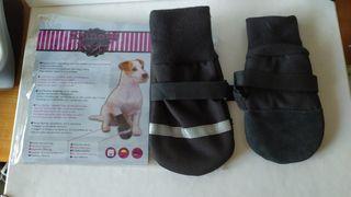Botas para perro marca Ibañez
