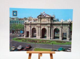 Postal 109 Madrid
