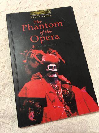 Libro El fantasma de la Ópera - inglés