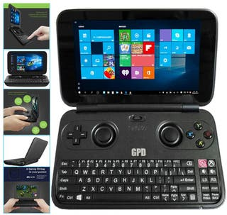 "Consola y PC en 1. GPD Win 5.5"" GamePad Tablet PC"