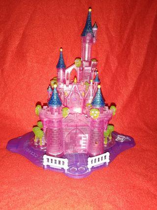 Castillo de Cenicienta Polly Pocket Bluebird 1995