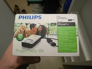 proyector philips