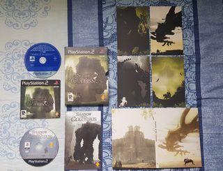 Shadow of the Colossus Edición Especial. PS2.