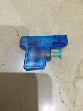 Mini pistola de agua